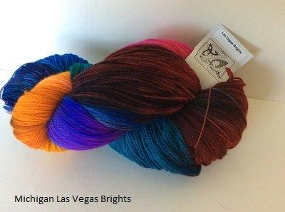 Michigan - Superwash Merino wool