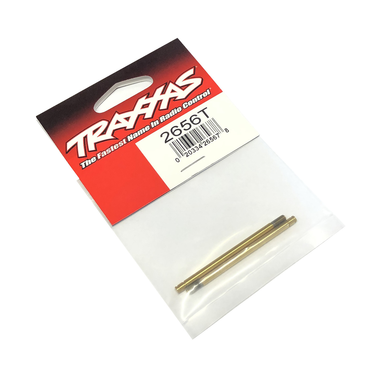 Shock Shafts, Hardened Steel, Titanium Nitride Coated (XX-Long) (2)