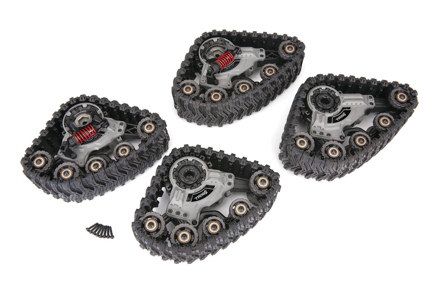 All-Terrain Traxx Set for TRX-4 (4) (Complete Set, Front & Rear)