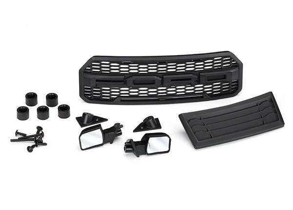 Traxxas Ford Raptor 2017 Body Accessories Kit