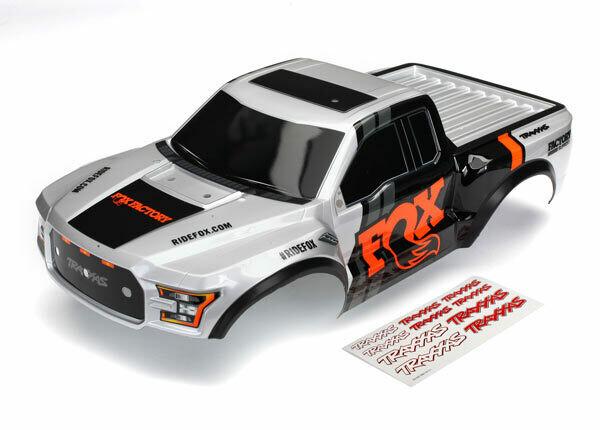 Traxxas Ford Raptor Fox Body (Heavy Duty)