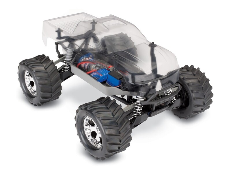 Traxxas Stampede 4X4 Builders Kit 1/10 4WD (With Electronics)