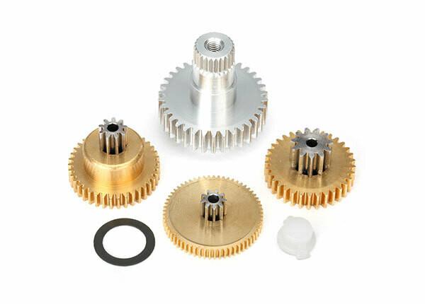 Gear set, metal (for 2085 & 2085X servos)