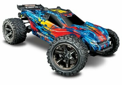 Traxxas Rustler® 4X4 VXL (TQi/No Batt or Charger) TRX67076-4