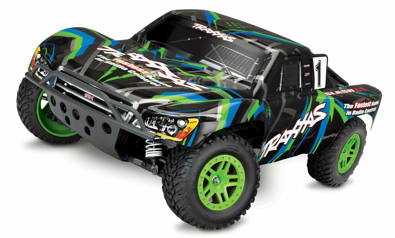 Traxxas Slash XL-5 1/10 4WD (TQ/8.4V/DC Chg)