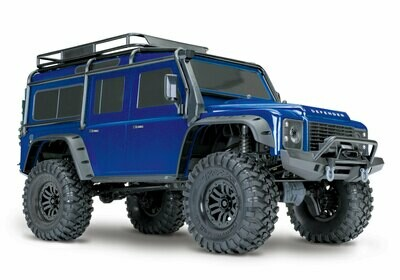 TRX-4 Crawler Land Rover Defender 110 (TQi/No Batt/No Chg) TRX82056-4