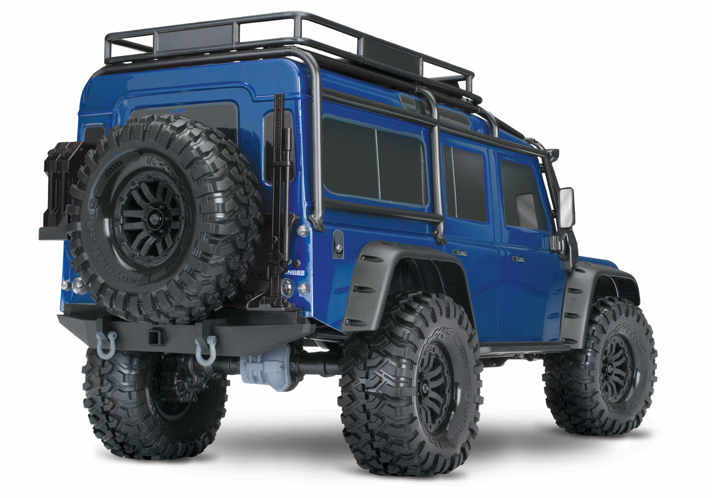 TRX-4 Crawler Land Rover Defender 110 (TQi/No Batt/No Chg)