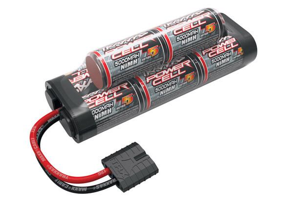 Battery, Series 5 Power Cell, 5000mAh (NiMH, 8-C Hump, 9.6V)