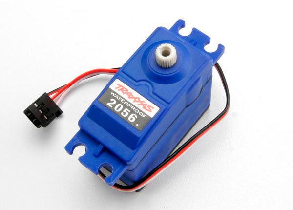 Servo, high-torque, waterproof (blue case)