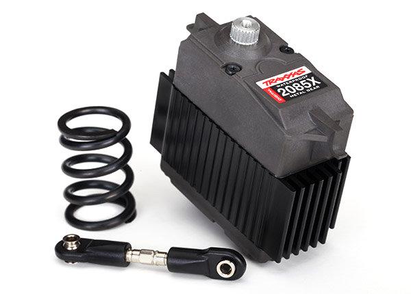 Servo, Digital High-Torque, MG, BB, WP/Spring/Steering Link