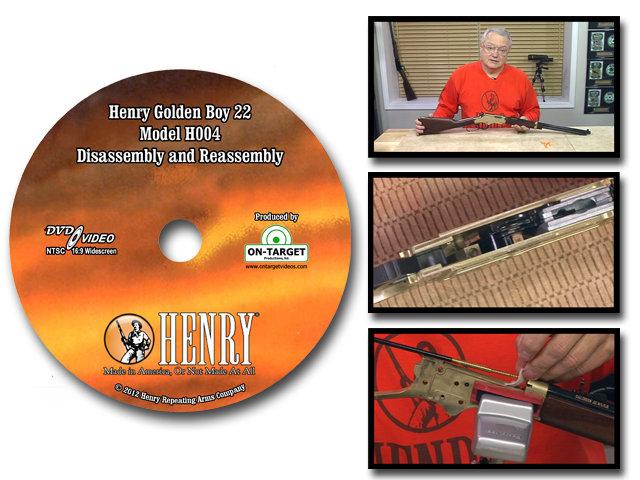 Henry Golden Boy 22 Model H004