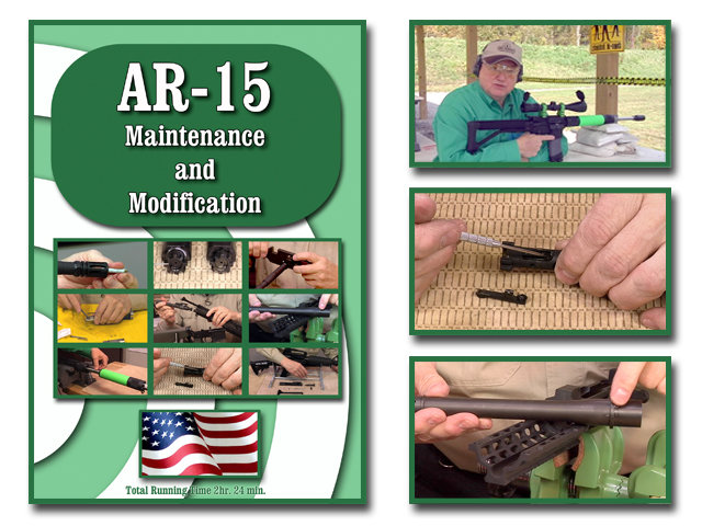 AR-15 Maintenance and Modification