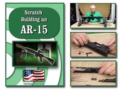 AR-15: Scratch Building an AR-15