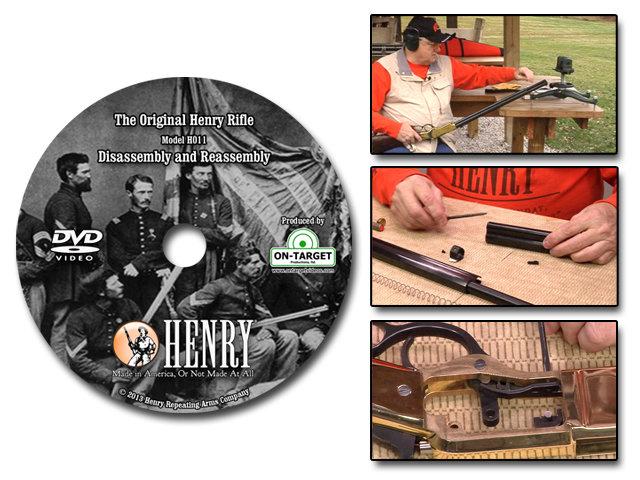 """Henry H011 """"The Original 1860"""""""