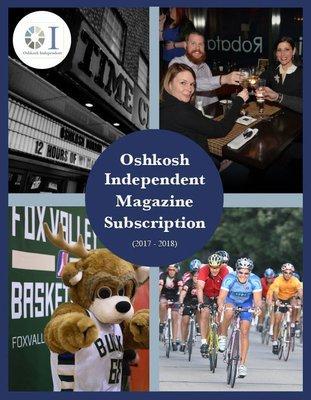 1 year magazine subscription