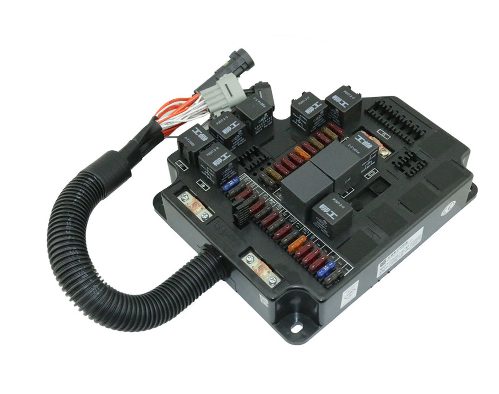 Zoomlion Fuse Box Assembly 1020600097