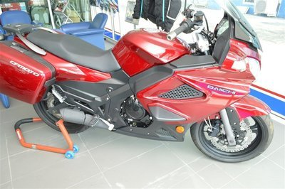 DAIICHI CFMOTO650 TK