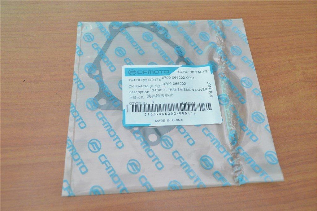 CFMOTO GASKET TRANSMISSION COVER 0700-065202-0001