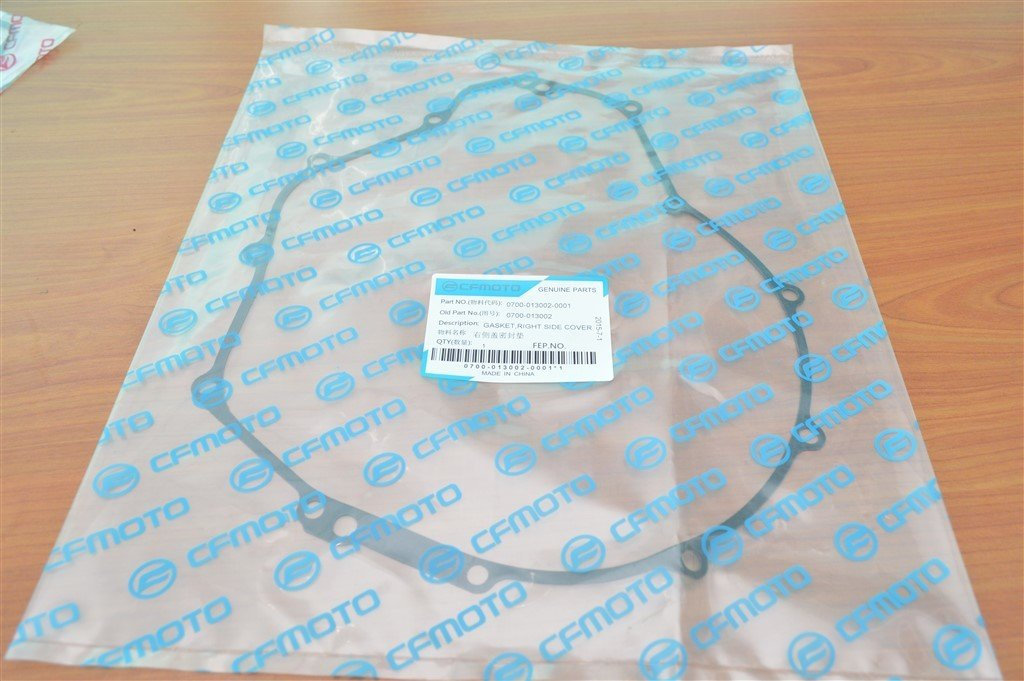 CFMOTO GASKET RIGHT SIDE COVER 0700-013002-0001