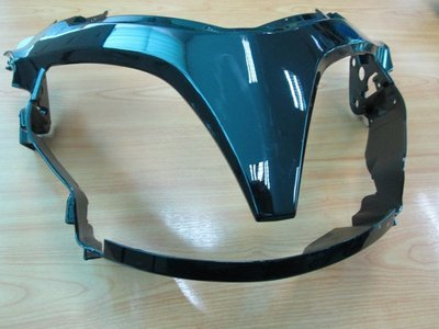 CFMOTO FRONT COVER A010-040017-0B30 PEARL BLACK
