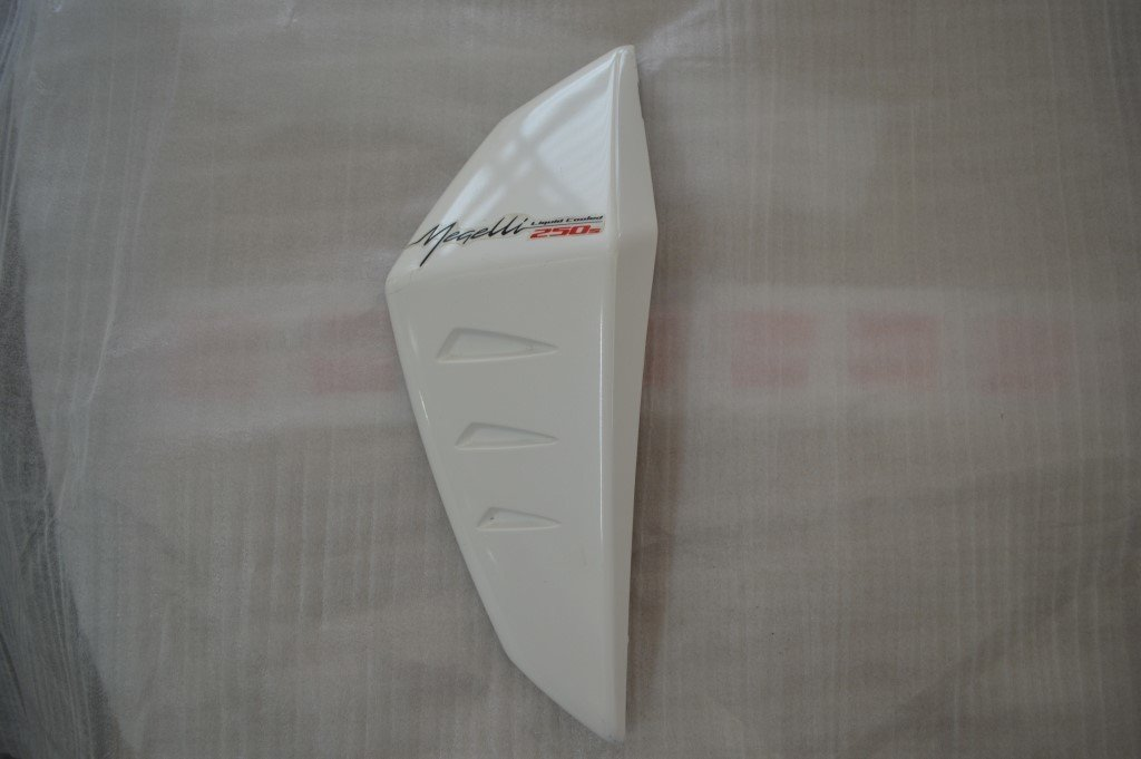 MEGELLI PANEL OUTER LEFT WHITE 82333-171C-0003-W