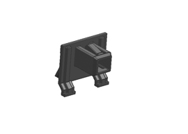 JAC CLIP (FRONT WALL OUTER PANEL MIDDLE MOUNTING BUCKLE) 5301109LE010