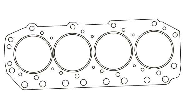 JAC CYLINDER HEAD WASHER ASSY 1002220FA040XZ