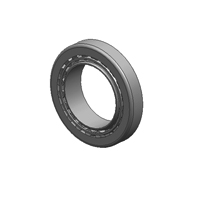 JAC DRIVE GEAR OUTER BEARING (DIFFERENTIAL BEARING) 9706610830