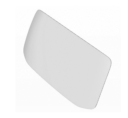 JAC FRONT WINDSHIELD 5206101LD010