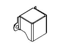 JAC LICENSE PLATE LAMP 24V 3717910E0