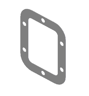 JAC SIDE COVER GEARBOX GASKET N-1701512-01