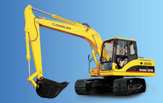 Zoomlion ZE150E Hydraulic Excavator