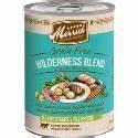 Merrick 5 Star Wilderness Blend 13.2 oz Canned Dog Food 12 ct Case (5/19) (A.I4)