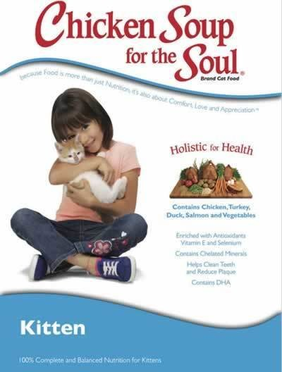 BRAND NEW Chicken Soup for the Soul Kitten Dry Food 15 Pounds PRE-ORDER ONLY!