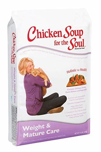 BRAND NEW Chicken Soup for the Soul Weight Mature Care Dry Food 15 Pounds PRE-ORDER ONLY!