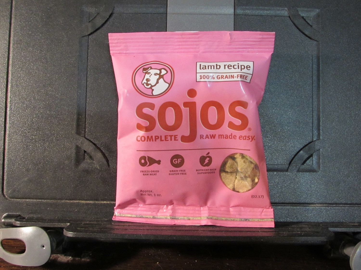 Sojos Complete Raw Made Easy Lamb 100% Grain Free Dog (11/18) (A.P2)