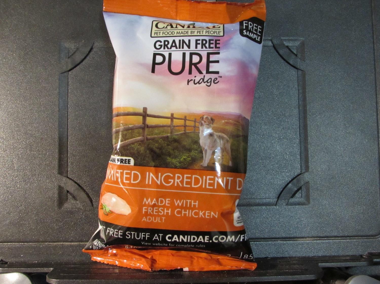 Canidae Pure Ridge LID made w/Fresh Chicken Dog 3 oz (12/18) (A.P2)