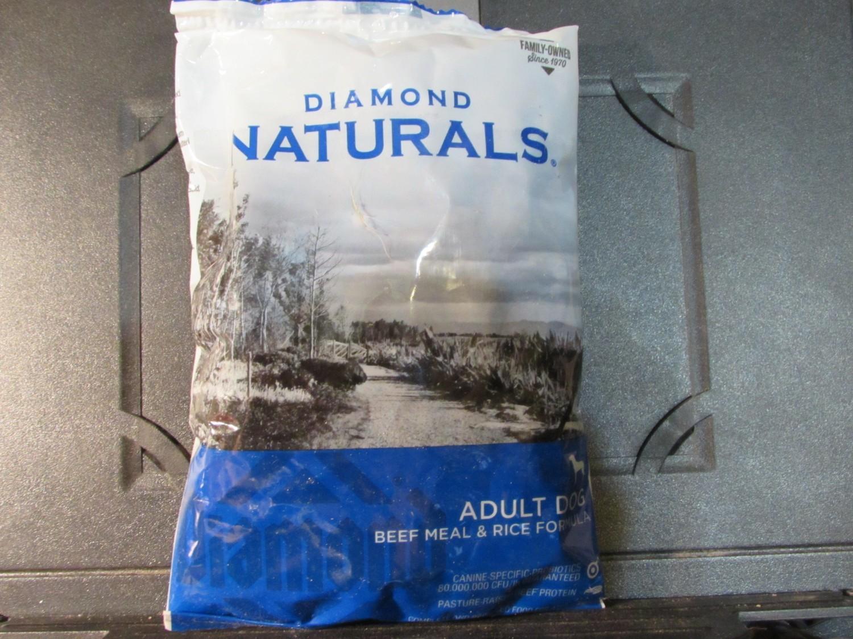 Diamond Natural Adult Dog Beef & Rice 6 oz
