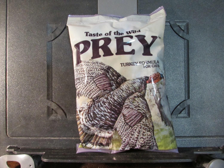 Taste of the Wild Prey Turkey Cat Limited Ingredient Diet 6 oz (1/19) (A.P6)