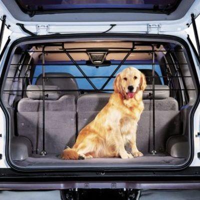 Vehicle Pet Barrier with Door (B.W3/PR)