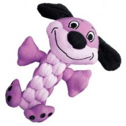 "Kong Braidz Pudge - Dog: 7.5"" Dog Chew Toys (B.C3)"