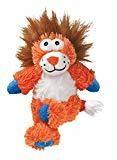 KONG Cross Knots Lion Toy, Small/Medium (B.C9/TOY)