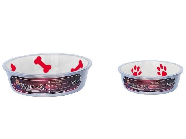 Robusto Heavy Duty Bowls - Extra Small Cat or Dog Bowls Ivory (B.D12/PR/BOWL)