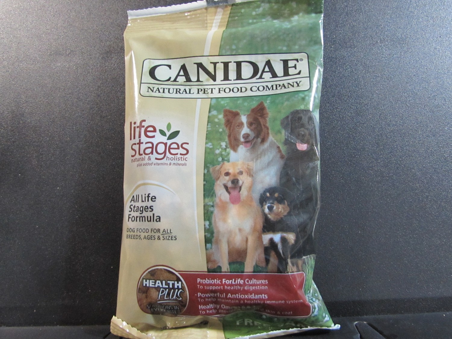 CANIDAE ALL LIFE STAGES CHICKEN, TURKEY, LAMB RICE 3 OZ (1/19) (A.Q3/DDS)