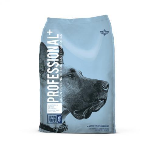 Diamond Professional+ GF Large Breed Chicken/Lentil Dog Food 28 lbs