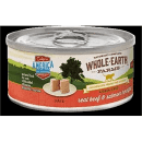 **BOGO** Merrick Whole Earth Farms GF Beef & Salmon Pate for Cats 5 oz 24 count (3/19) (A.C4)