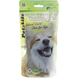 PetzLife Complete Treat Natural Dental Chews for Dogs Large Breed 8 oz  (9/18) (T.A2)