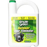 SIMPLE GREEN OUTDOOR ODOR-ELIMINATOR 1 GALLON (A.C1)