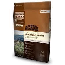 Acana Regionals Appalachian Ranch Grain-Free Digestive Health Dry Dog Food 12 OZ