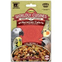 Higgins Worldly Cuisines Moroccan Cafe Bird Food, 2 Oz (3/17) (T.B13)